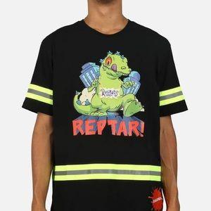 Nickelodeon Reptar Patrol Tee Large